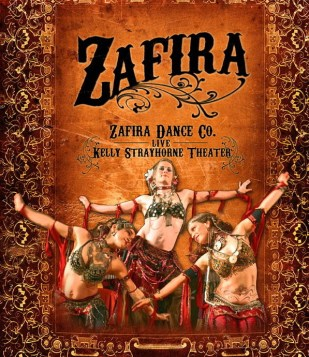 Zafira Live Performance Video cover: Graphics by David Urbanic