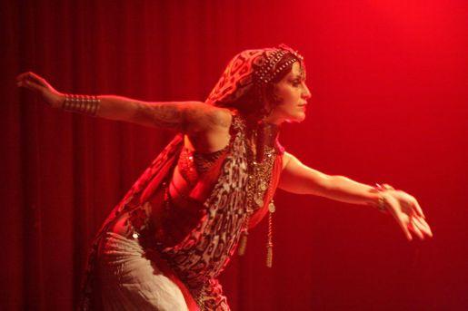 Performing at Tribal Solstice, Ft. Lauderdale, FL