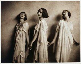Inspiration: Isadora Duncan Dancers