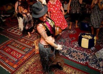 Hafla Dancing in Pittsburgh